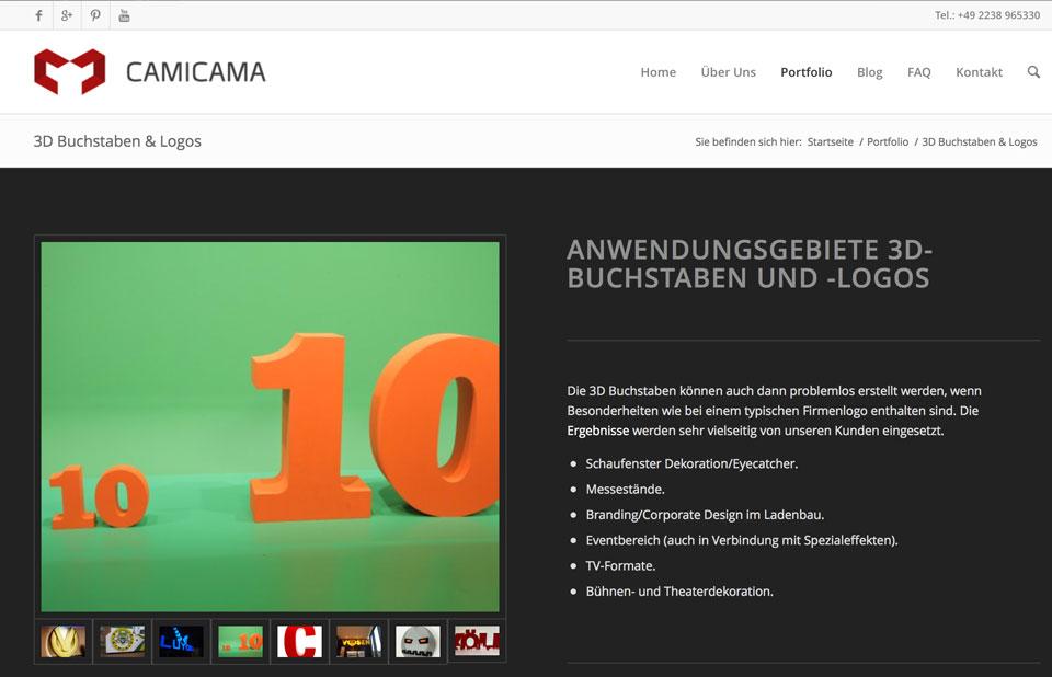 camicama-3d-logos